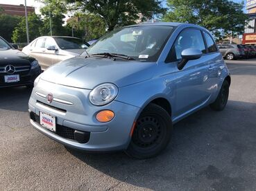 2013_FIAT_500_Pop_ Worcester MA