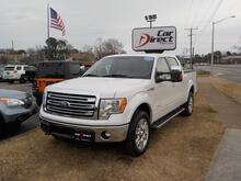2013_FORD_F-150_LARIAT 4X4, BUYBACK GUARANTEE, WARRANTY, NAV, DVD, SONY SOUND, REMOTE START, SUNROOF, BEAUTIFUL!!_ Virginia Beach VA