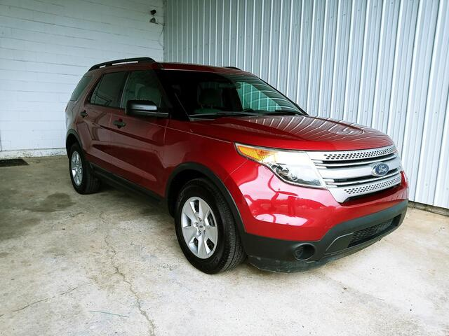 2013 FORD EXPLORER  Meridian MS