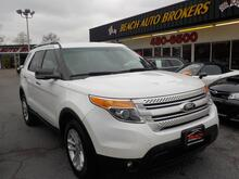2013_FORD_EXPLORER_XLT, BUYBACK GUARANTEE, WARRANTY, 3RD ROW, BACKUP CAM, SIRIUS RADIO, ROOF RACKS, LOW MILES, NICE!!!!_ Norfolk VA