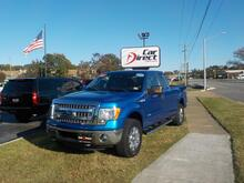 2013_FORD_F-150_4X4, BUY BACK GUARANTEE & WARRANTY, SIRIUS, BLUETOOTH, BED LINER, TOW PACKAGE, ONLY 119K MILES!_ Virginia Beach VA