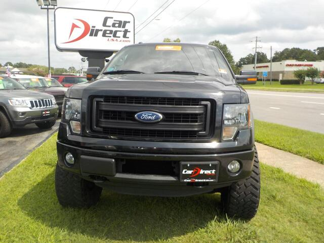 2013 FORD F-150 FX4 OFF-ROAD 4X4, BUY BACK GUARANTEE & WARRANTY, XD WHEELS, TOW PACKAGE, BACKUP CAM, TONNEAU COVER! Virginia Beach VA