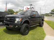 2013_FORD_F-150_FX4 OFF-ROAD 4X4, BUY BACK GUARANTEE & WARRANTY, XD WHEELS, TOW PACKAGE, BACKUP CAM, TONNEAU COVER!_ Virginia Beach VA