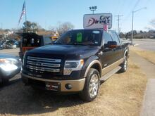 2013_FORD_F-150_KING RANCH 4X4, BUYBACK GUARANTEE, WARRANTY, NAV, SONY SOUND, BLUETOOTH, REMOTE START, SUNROOF!!!!_ Virginia Beach VA
