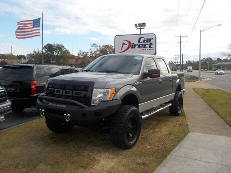 2013 FORD F-150 XLT 4X4, BUY BACK GUARANTEE AND WARRANTY, CUSTOM RIMS, TOW PGK, BLUETOOTH, SIRIUS, 98K MILES. Virginia Beach VA