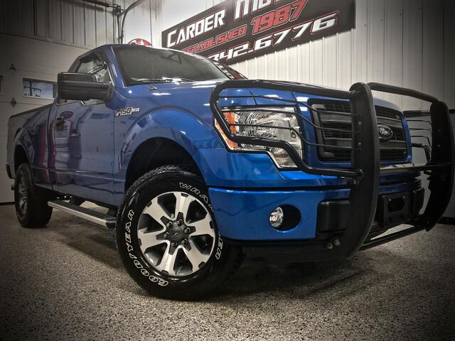2013_FORD_F150 REGULAR CAB 4X4_STX_ Bridgeport WV