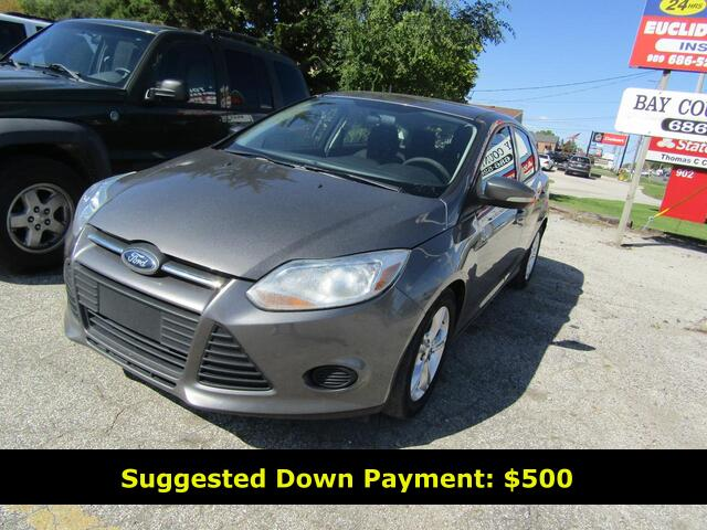 2013 FORD FOCUS SE  Bay City MI