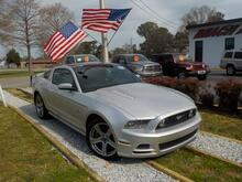 2013_FORD_MUSTANG_GT PREMIUM, GLASS ROOF, WARRANTY, MANUAL, LEATHER, REAR SPOILER, HEATED SEATS, ONLY 1 OWNER!_ Norfolk VA