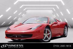 2013_Ferrari_458 Italia Spyder__ Houston TX