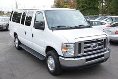 2013_Ford_E-350 Econoline Wagon_XLT 15 Passenger Running Boards Tow Hitch Backup Camera_ Avenel NJ