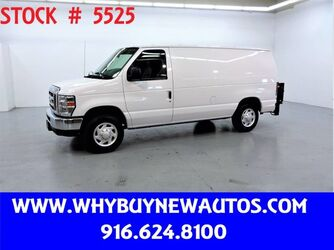 Ford E150 ~ Lift Gate ~ Only 14K Miles! 2013