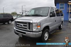 2013_Ford_Econoline Wagon_XL / 5.4L V8 / 12 Passenger / Back Up Camera / Air Conditioning / Cruise Control / Aux Jack / Running Boards / Parking Aid / Low Miles_ Anchorage AK