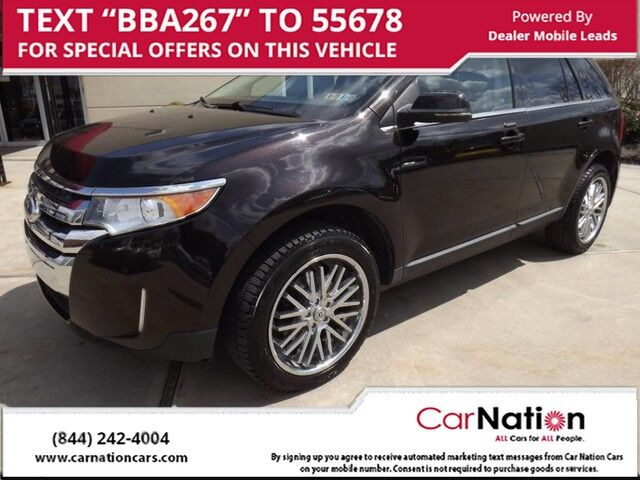 Ford Edge Dr Limited Awd Fairless Hills Pa
