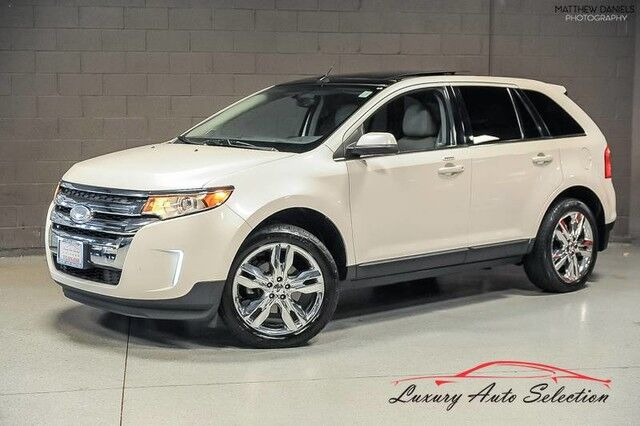 2013_Ford_Edge Limited_4dr SUV_ Chicago IL