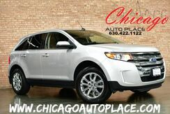 2013_Ford_Edge_Limited AWD - BLACK LEATHER HEATED SEATS SONY PREMIUM AUDIO BACKUP CAMERA SYNC BY MICROSOFT_ Bensenville IL
