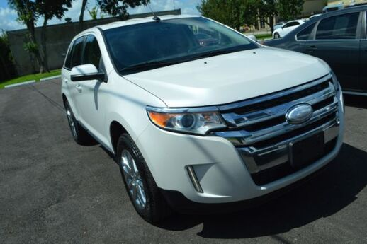 2013 Ford Edge Limited AWD Houston TX