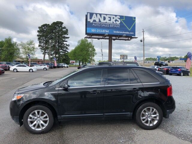 Ford Edge Limited Bryant Ar