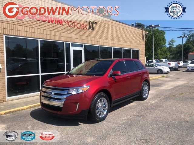 2013 Ford Edge Limited Columbia SC