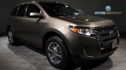 2013_Ford_Edge_Limited_ Tacoma WA