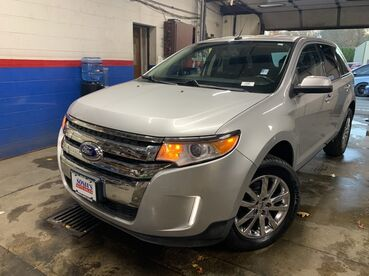 2013_Ford_Edge_Limited_ Worcester MA