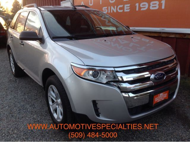 2013 Ford Edge SE AWD Spokane WA