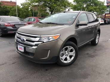2013_Ford_Edge_SEL_ Worcester MA