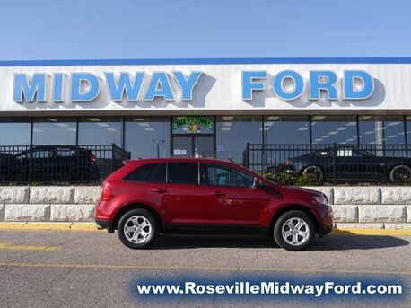 2013_Ford_Edge_SEL_ Roseville MN