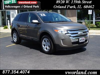 2013_Ford_Edge_SEL_ Orland Park IL