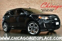 2013_Ford_Edge_Sport - 3.7L TI-VCT V6 ENGINE FRONT WHEEL DRIVE NAVIGATION BACKUP CAMERA KEYLESS GO PANO ROOF SONY AUDIO_ Bensenville IL
