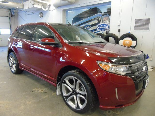 Ford Edge Sport Bluetooth Navigation Panoramic Roof Swift Current Sk