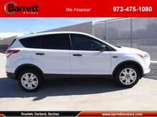 2013_Ford_Escape_S_ Garland TX