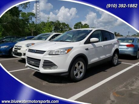 2013_Ford_Escape_SE_ Wilmington NC