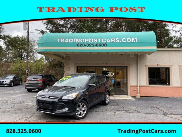 2013_Ford_Escape_SEL_ Conover NC
