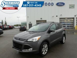 2013_Ford_Escape_SEL_ Sherwood Park AB