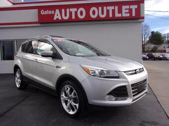 2013_Ford_Escape_Titanium_ Richmond KY