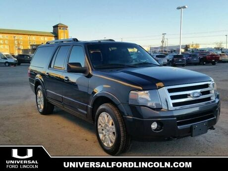 2013 Ford Expedition Max Limited  - Certified Calgary AB