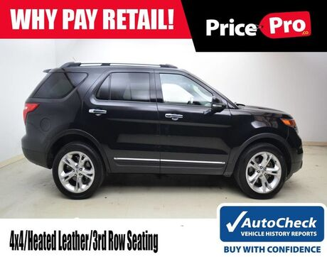 2013 Ford Explorer Limited 4WD Maumee OH