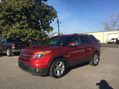2013 Ford Explorer Limited 4x4 Richmond VA