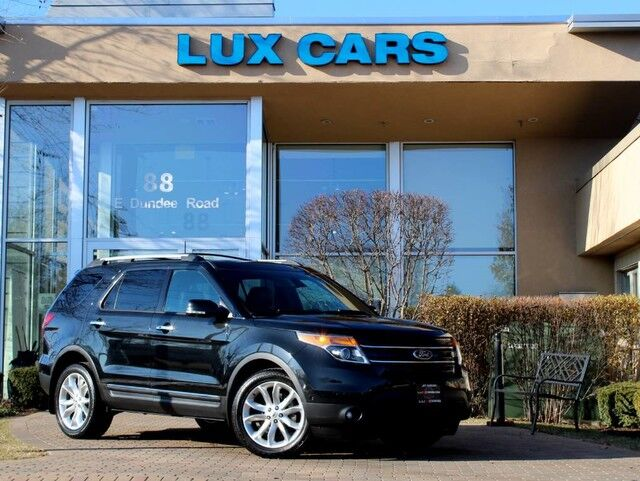 2013_Ford_Explorer_Limited Nav Panoroof 3RD Row 4WD_ Buffalo Grove IL