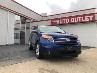 2013_Ford_Explorer_Limited_ Richmond KY