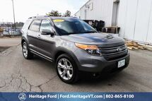 2013 Ford Explorer Limited South Burlington VT