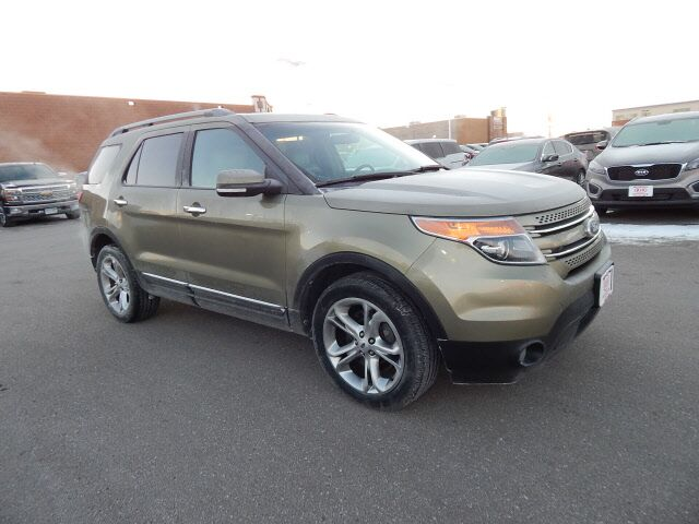 2013 Ford Explorer Limited St. Cloud MN