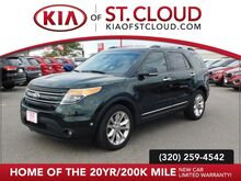 2013_Ford_Explorer_Limited_ St. Cloud MN