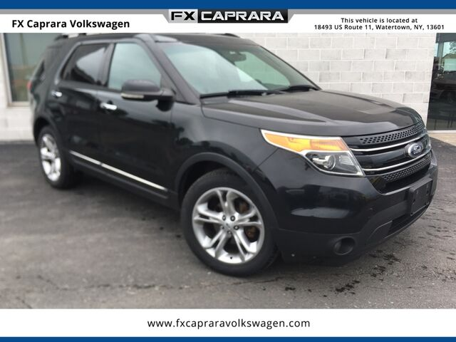 2013 Ford Explorer Limited Watertown NY