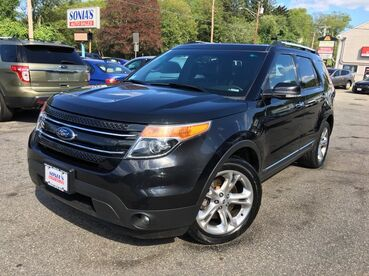 2013_Ford_Explorer_Limited_ Worcester MA