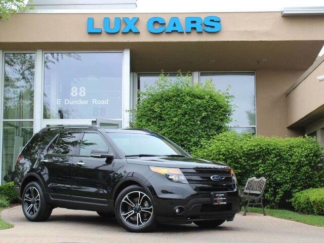 2013_Ford_Explorer_Sport Nav Panoroof 4WD_ Buffalo Grove IL
