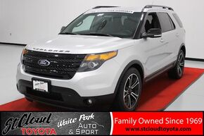 2013_Ford_Explorer_Sport_ Waite Park MN