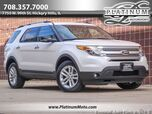 2013 Ford Explorer XLT 4WD Rear Camera Third Row