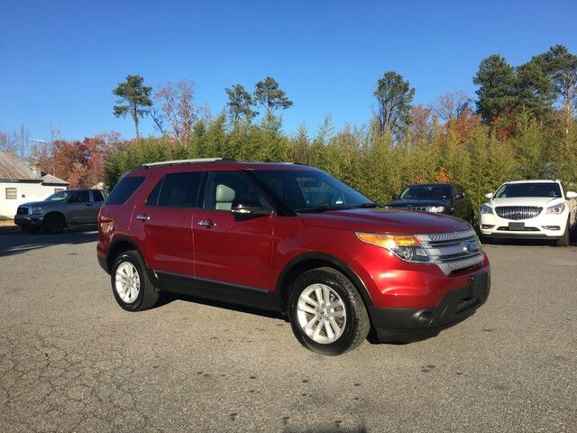 2013 Ford Explorer XLT 4x4 Richmond VA
