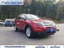 2013_Ford_Explorer_XLT_ Barre VT